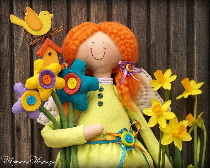 ароматные куклы надежды першиной