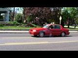 Dodge Spirit RT Turbo Burns out
