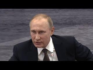 Путин ШИКАРНАЯ РЕЧЬ о системе ПРО РОССИИ И США! 2016год