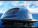 World's Smallest Luxury Yacht Jet Capsule