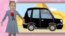 ТАНЦЫ под песню из мультфильма МАШИНКИ Бип-Бип - Маленькая Вера - Для детей малышей