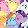 моя маленькая пони, дружба-это чудо.