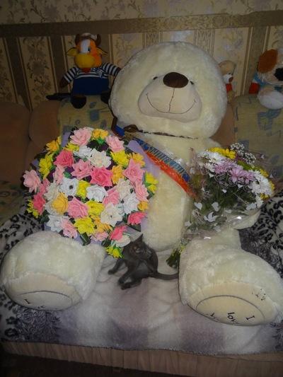 Мария Зыбцова, 7 апреля , Воркута, id83325401