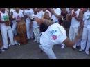 Mestrando Cobrinha (Carybé Capoeira) e Mestrando Gafanhoto (União da Bahia Capoeira)
