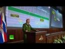 Брифинг Минобороны России по поводу крушения Ил-20. Комментарии Американцев.