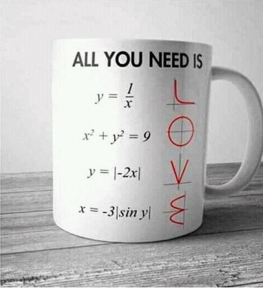 Романтичная математика