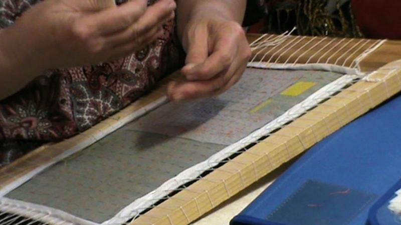 Золотное шитьё. Урок 3.2