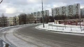 """BMW E90 CLUB MOSCOW on Instagram: """"Россия на столько большая, что где-то ещё лето, а у кого-то уже давно зима... #зима #снег #дрифт #drift #bmw #bm..."""