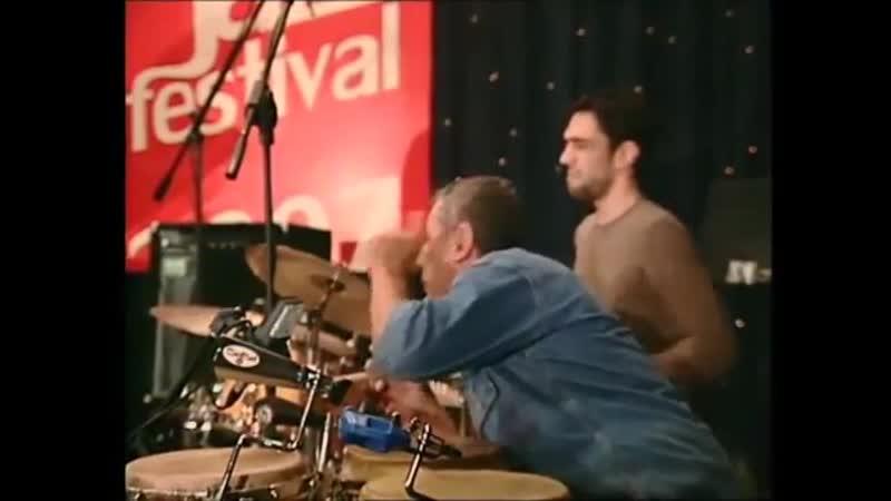 Шахин Новрасли Натик Ширинов Jam Session 2007 Бакинский джаZZ