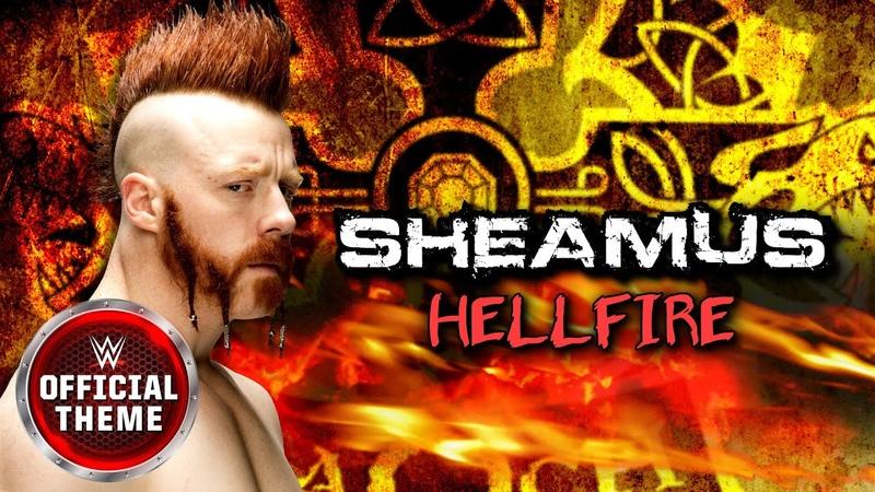 Sheamus - Hellfire (Entrance Theme)