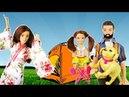ПАПА И КАТЯ НОЧУЮТ НА УЛИЦЕ Мультик Барби Школа Куклы Игрушки для девочек