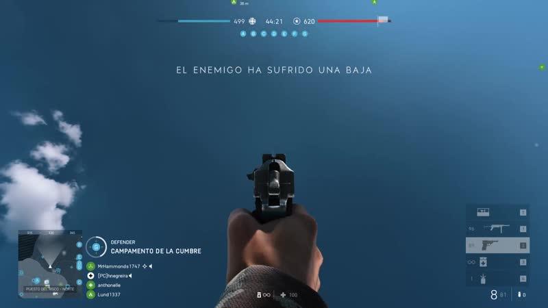 Little details Battlefield V