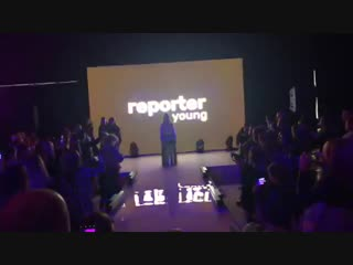 Roksana Węgiel Anyone I Want To Be live @ Reporter Young Event