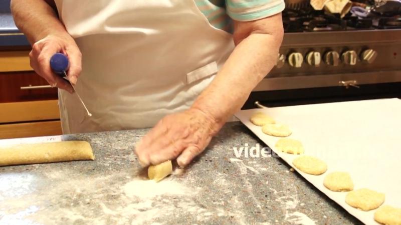 Печенье Сезам откройся - Рецепт Бабушки Эммы