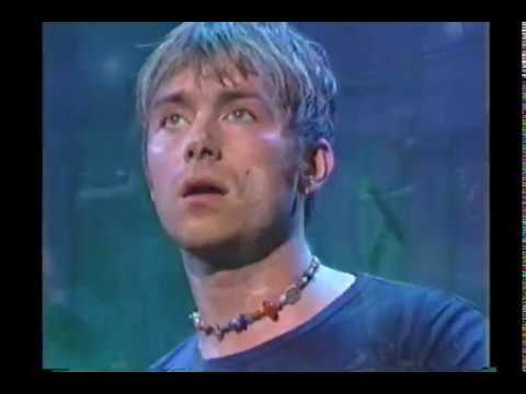 Blur - Song 2 (Live in Late Night with David Letterman, Ed Sullivan Theater, New York, USA 02061997)