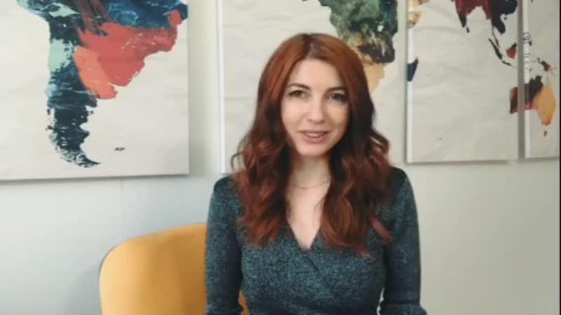 Ольга Москович приглашает на программу 100 надежд бизнеса!