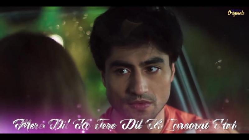 Bepannah _ Mere Dil Ko Tere Dil Ki Zaroorat Hai _ Rahul Jain _ Lyrical Video _ F