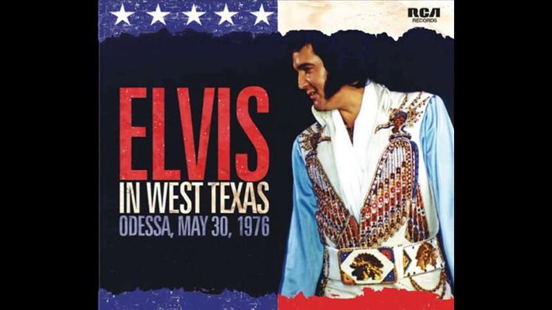 Elvis Presley - in West Texas -May 30 1976 Full Album FTD
