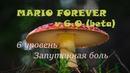 Mario Forever SMB 3 v.6.0 beta - 6 уровень - Запутанная боль прохождение на русском