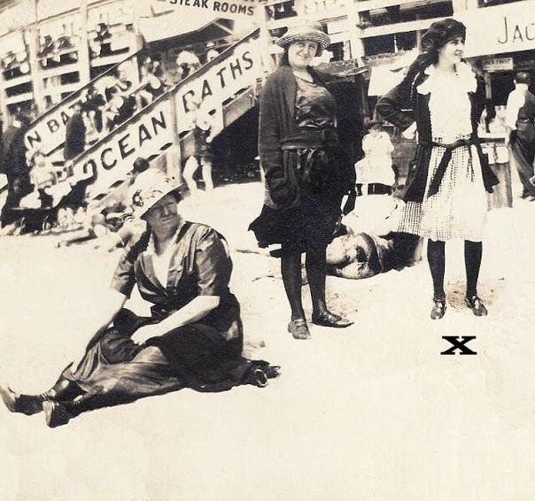 Подборка чёрно-белых снимков Нью-Йорка, 1920-х годов. Фотограф: Джим Гриффин.