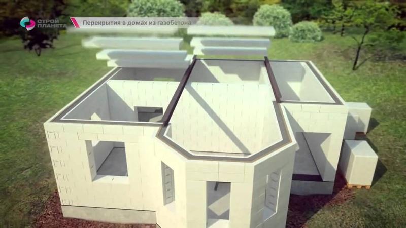 Как построить дом из пеноблоков своими руками?