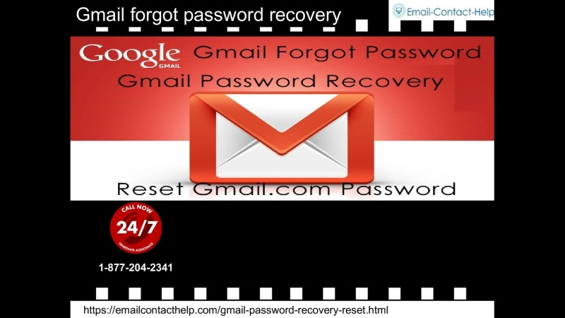 Don't feel hesitate, reach via Gmail Forgot Password Recovery 1-877-204-2341 for any GMAIL related query..