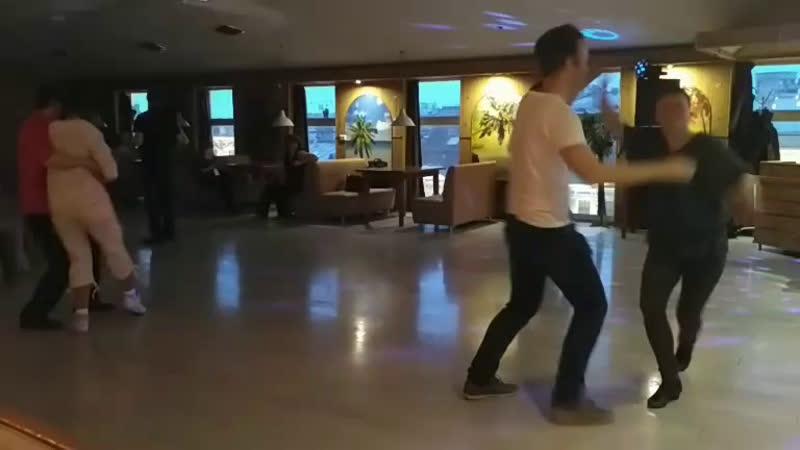 Zouk o Zouk на Невском в Tropicana Atrium 23-3-19