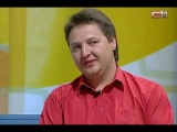 Юрий Семенков в программе Вставай