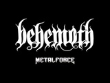 Behemoth promo 2018 for Metalforce