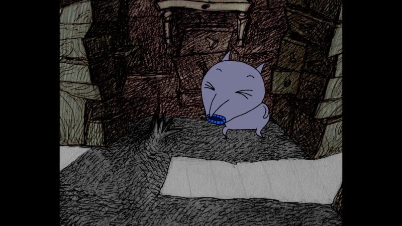 Анимационный фильм Дополнительные возможности пятачка 2008 реж Иван Максимов психоделика арт хаус сюрреализм
