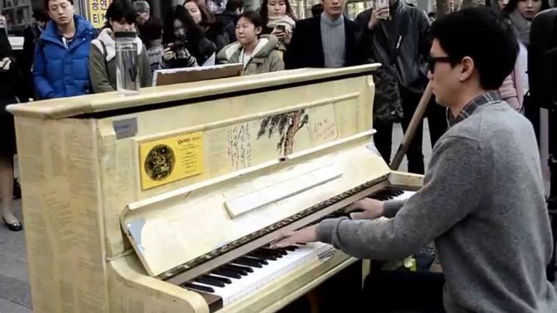 DJ Okawari - Flower Dance cover by 피아노 치는 이정환 Elijah Lee