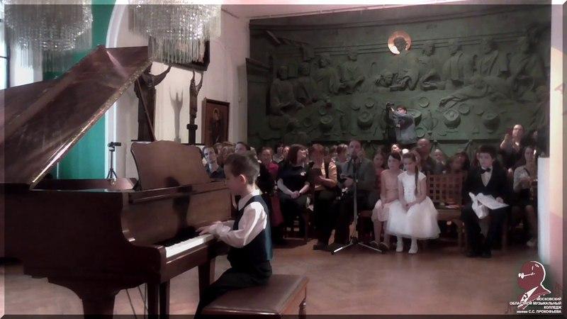 Улуханов Максим / «Первое декабря» и «Импровизация»