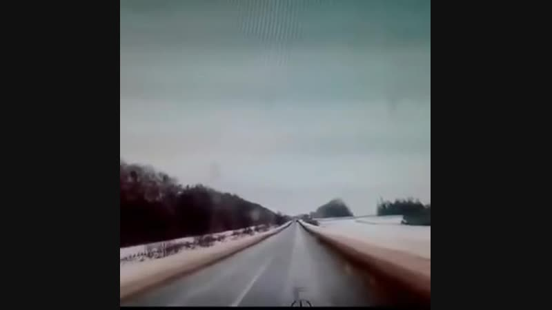 9 декабря. Авария в Шумерлинском районе со смертельным исходом