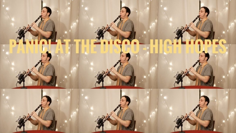 Panic At The Disco - High Hopes [ Vladimir Kachura Saxophone Cover ]
