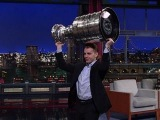 David Letterman - Stanley Cup MVP Patrick Kane