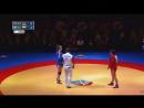 Томичка завоевала золото на ЧМ по самбо