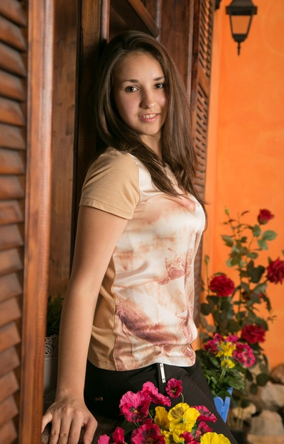 Арина Шахова, 12 октября 1992, Самара, id48724016