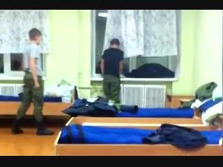Избиение в воронежском кадетском корпусе