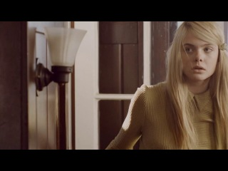 """Elle Fanning in """"The Curve of Forgotten Things"""" by Todd Cole and Rodarte - NOWNESS"""