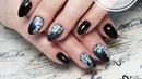 Eng CC очень быстрая коррекция ногтей дизайн ногтей весенние цветы