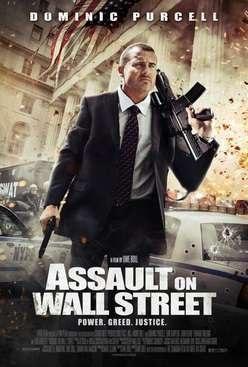 эпоха алчности / assault on wall street смотреть