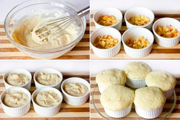 Рецепт кексов выпекать