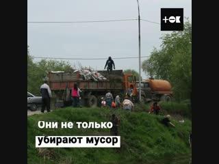 Как возрождают озеро Карасу в Казахстане
