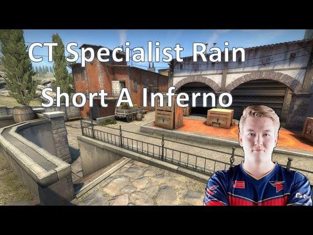 CT Specialist Rain - A Short Quad Diggity Inferno