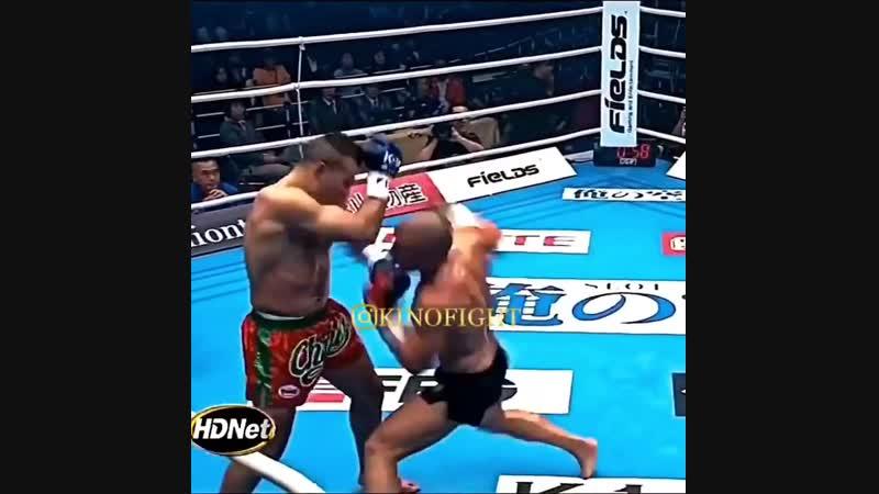 Лучший бой в истории К-1. Майк Замбидис 🆚 Шахид Оулад