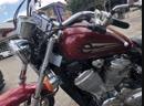 Ямайка, январь 2019 боевой мот Honda Shadow 1