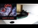 OBITUARY Cause Of Death vinyl rip 1080p