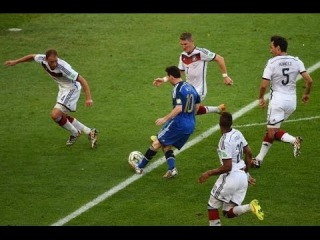 Германия 1-0 Аргентина / Финал Чемпионат Мира 2014 / Все моменты матча
