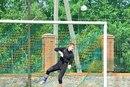 Предматчевая тренировка в Головковке