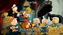 JAPANESE - DuckTales INTRO (2018) w/Subs Trans (ダックテイルズ)